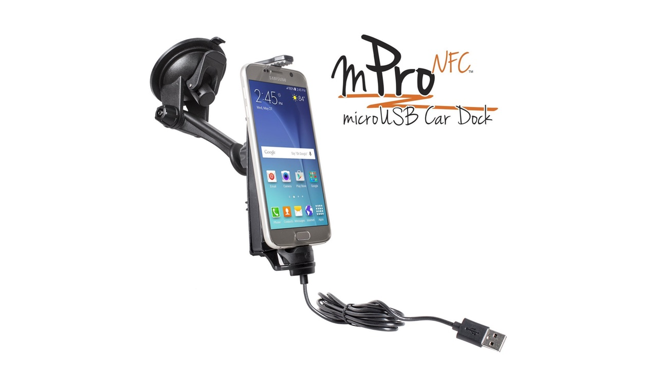 Review: iBolt mPro NFC Micro USB Car Dock