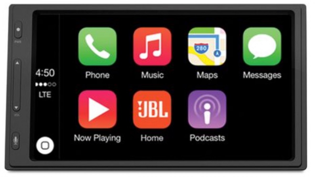 #CES2016: Harman's JBL Launches, Most Afford CarPlay and Android Auto Car Receiver Yet