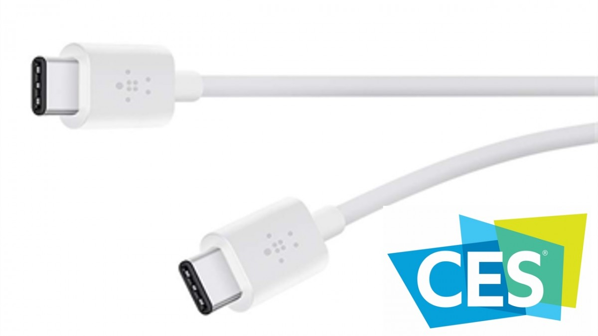 #CES2016:  The Year of USB Type-C