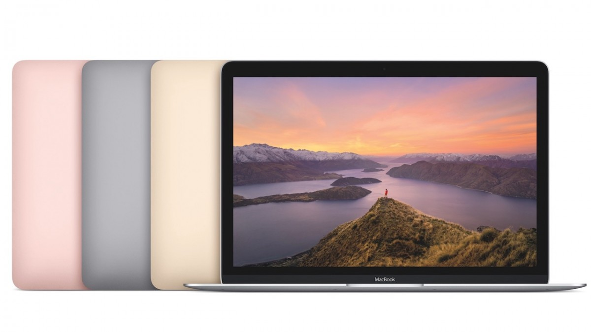 Apple Refreshes Retina MacBook