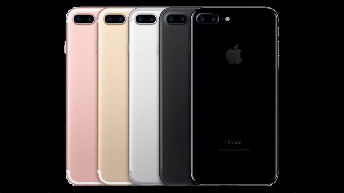 Apple Releases iPhone 7 and Apple Watch Series 2